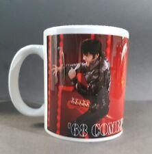 More details for elvis '68 comeback special ceramic mug. elvis presley.