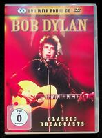 Bob Dylan ?? Broadcast Rarities DVD + CD D237004