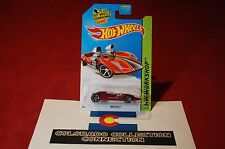 Hot Wheels - Twin Mill - 2014 Hw Workshop - 221/250 1:64 Red