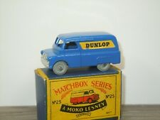 Bedford Van Dunlop - Matchbox Lesney 25 England in Box *43043