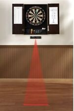 Viper LED LASER TOE THROW LINE Dartboard soft steel tipped DARTS 4 AA BATTERIES
