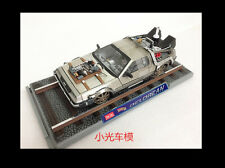 1:18 Sunstar Movie Back to the future Sport Car Track version