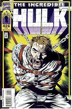 Incredible Hulk #426 (1995, vf+ 8.5) by Peter David & Liam Sharp