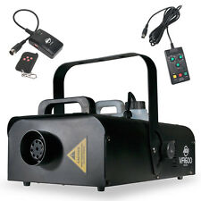 American DJ ADJ VF1600 1500W High Output Pro Smoke Fog Machine DMX + 2 x Remotes