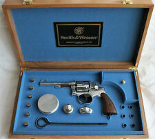 PISTOL GUN PRESENTATION DISPLAY CASE BOX for SMITH & WESSON Mod 1905 10 VICTORY