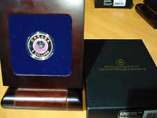 Canada 2012 $5 Silver and Niobium Coin - Full Pink Moon  Calendar the sky # E