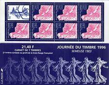 CARNET BC2992 NEUF ** LUXE NON PLIE - JOURNEE DU TIMBRE 1996  - SEMEUSE 1903