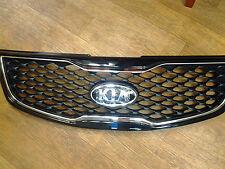 Genuine KIA 2011, 2012 Sportage GDI turbo Front Grille(Mesh type)