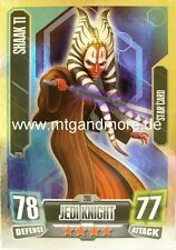 Shaak Ti #200 Star - Force Attax Serie 2
