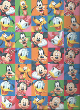 MICKEY and FRIENDS PORTRAITS Disney 12 x 12 Paper