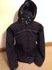 686 Archetype Insulated Snowboard Jacket Hood Hooded Hoodie Black M Ski Black