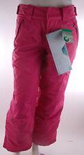 2015 NWT GIRLS BILLABONG TWISTY SNOWBOARD PANTS $100 L pink lily 10k youth