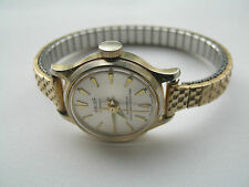 Vintage Helsa 17 Jewels Watch WristWatch Waterproof RA Swiss Made