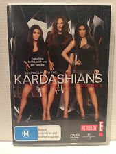 KEEPING UP WITH THE KARDASHIANS ~ SEASON SIX 6 ~ 2 x AS NEW DVD's ~ PAL 2 & 4