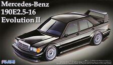 Fujimi RS-14 1/24 Scale Model Car Kit Mercedes-Benz W201 190E 2.5-16 EVO II