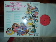 My Own Nursery Rhyme Record / MFP England stereo LP