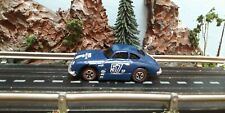 TYCO  HO SLOT CAR BODY - #57 FP  SUNOCO PORSCHE AUDI 356