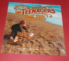 Al Supersonic and the Teenagers -- Not too young -- LP / Funk