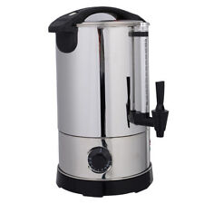 6 Quart Electric Water Boiler Stainless Steel Warmer Water Kettle Dispenser Tool
