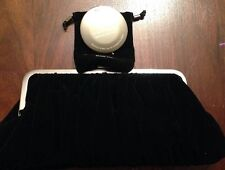 Mary Kay Limited Edition Velvet Clutch with Compact. New