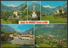 AD3155 Brescia - Provincia - Saluti da Angolo Terme - Vedute