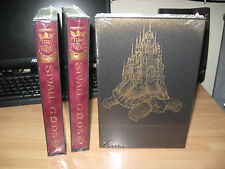 Terry Pratchett Small Gods Discworld illustrated slipcased sealed Folio Society