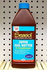 SEASOL SEAWEED SOLUTION SUPER SOIL WETTER & CONDITIONER 1LTR