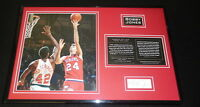 Bobby Jones Signed Framed 11x17 Photo Display 76ers