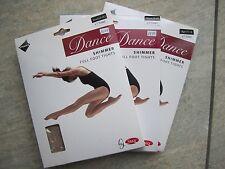 DANCE Collant-LUCE TOAST Shimmer pagano piccolo (82-92cm fianchi, altezza 150-162cm)