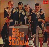 lp 33 The Spotnicks – The Spotnicks In Stockholm Polydor 46 437 germany 1964