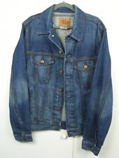 Gap 1969 Denim Jean Jacket Womens M Medium blue faded wash cotton