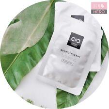 Natural sheet face mask CARNABY&CROSS for sensitive skin dry skin 100% silk UK