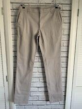 American vintage men's size XXL Fawn cotton stretch trousers