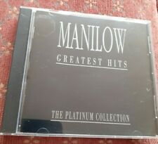 Barry Manilow - Manilow Greatest Hits CD 1993