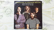 """Vinyl-7""""-Cover # only Cover # CCR # Lookin´ Out My Back Door # 1970 # vg"""
