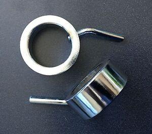 Coppia Collari fermapesi per aste da 50mm