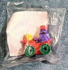 1989 McDonald's Happy Meal Toy - CIRCUS PARADE - GRIMACE   Mint / Sealed    RARE