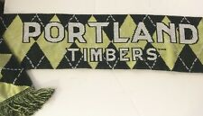 Portland Timbers Ruffneck UK Scarf Soccer MLS EX Shape
