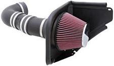 K&N 63-3071 2008-2009 PONTIAC G8 6.0L/2014-2016 CHEVROLET SS 6.2L COLD AIR KIT