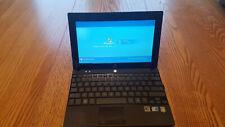 HP Mini 5101 10.1in Netbook, Windows XP. 140 Gb HD, 1Gb ram Good Battery!