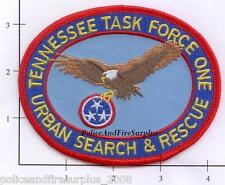 Tennessee - Tennessee Task Force One TN Fire Dept Patch USAR