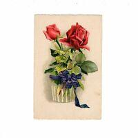 AK Ansichtskarte Blumengrüße - 1933