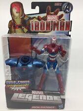 Marvel Legends Iron Man IRON PATRIOT Iron Monger BAF Avengers Hasbro 2012 New