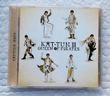 KAT-TUN III - Queen Of Pirates (2008) - cd & dvd set - Japanese import