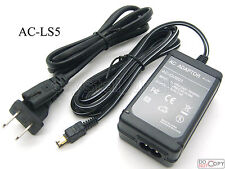 AC Adapter Supply For Sony Cyber-Shot DSC-H7 DSC-H9 DSC-W180 DSC-W190 DSC-W370