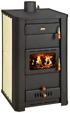 BImSch 21+5kw Kraftstoff Holz Verbrennung Herd Mit Warmwasserboiler  Prity S3W21
