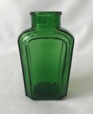 Nice Small Green Bottle - Possible Medicine Bottle