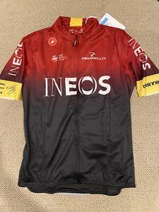 Castelli Ineos Team Cycling Jersey Medium M New Tags