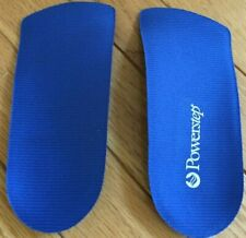Powerstep SlimTech 3/4 Length Orthotic Shoe Insoles Arch Supports-FREE SHIPPING