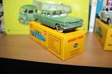Dinky Toys Atlas 552 Chevrolet Corvair Afrique du Sud Verte Neuve Boîte 1/43